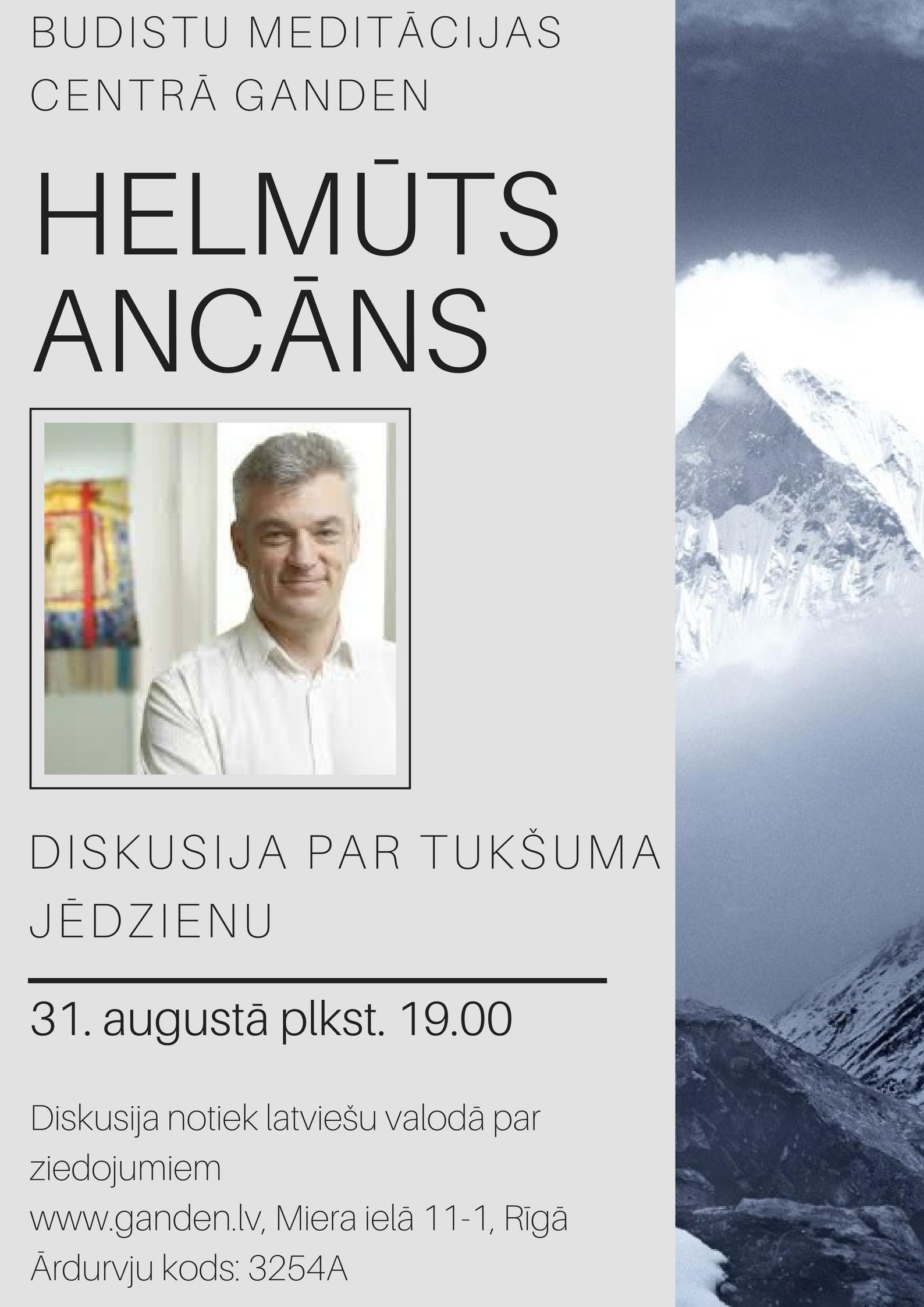 31.08. Tukšuma diskusija