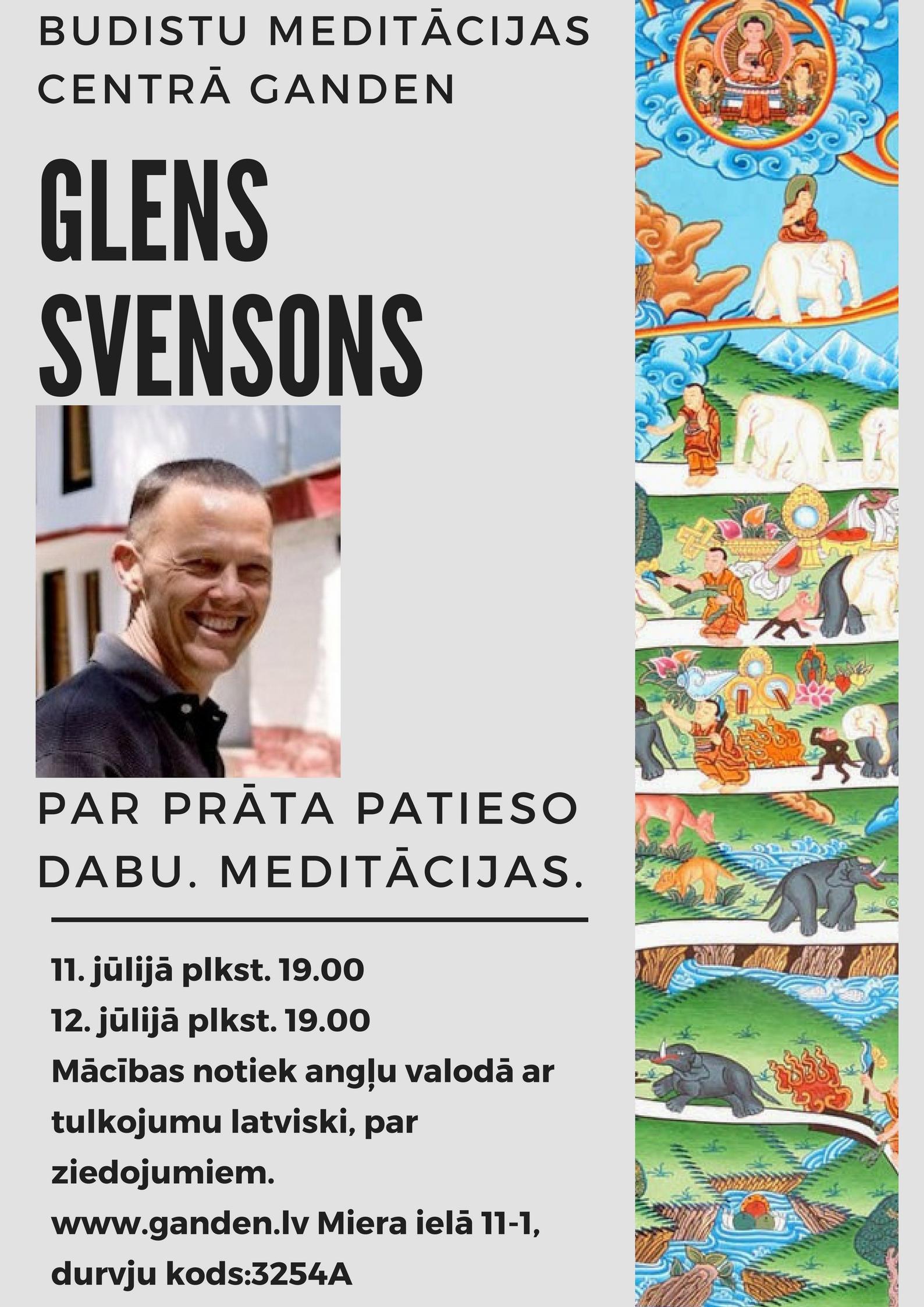 11-12.07. Glen Svenson_poster